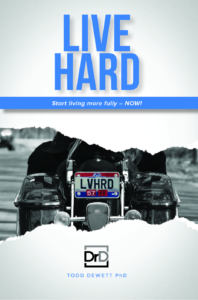 Live Hard Cover